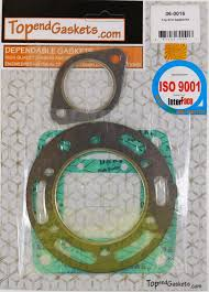 amazon com top end gasket kit set 1990 1993 polaris 350 2 stroke