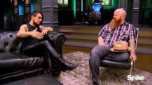 jason sends his former master canvas packing ink master
