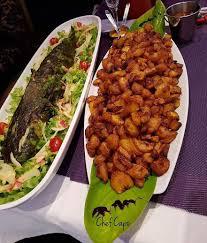 cuisine du monde marabout restaurant le marabout chef capo sur instagram poisson braisé