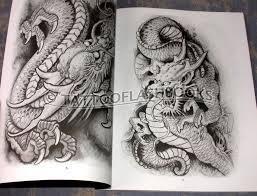tattooflashbooks com aaron bell japanese tattoo designs