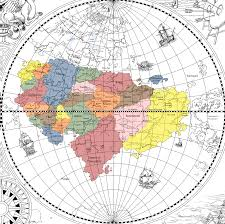 Map Of The World With Continents by Versailles Continent The Legendary Moonlight Sculptor Wiki