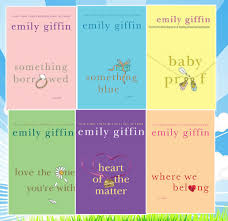 something blue emily giffin rachael turns pages emily giffin how i started reading novels