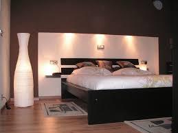 idee de decoration pour chambre a coucher deco chambre coucher eclairage led ideeco se rapportant à idée in