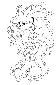 silver coloring pages