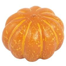 foam pumpkins unique bargains christmas home artificial foam pumpkins