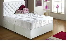 Single Divan Bed With Drawers And Mattress by Single Bed With Headboard U2013 Skypons Co