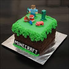 minecraft birthday cake ideas minecraft cake gray barn baking