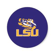 lsu alumni sticker official lsu logo stickers zazzle