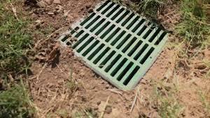 french drain tips catch basin maintenance youtube