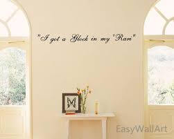 679 lyric fetty wap in my rari wall decals quotes wall quote zoom