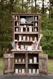 dã coration mariage incluir un mueble para tu stand le da un toque más chic