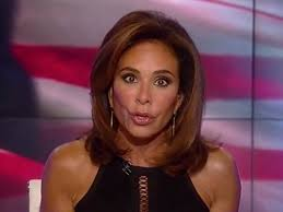 judge jeanine pirro hairstyle judge jeanine to hillary you re a pathological liar dishonest