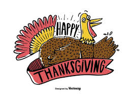 thanksgiving turkey vector free vector stock