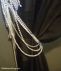 Diy Curtain Tiebacks Special Oaks Also Rope Curtain Tie Backs Rope Curtain Tie Backs