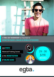 Radio Training Courses Event Registration Egta