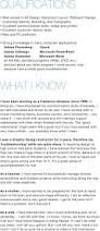 Fashion Designer Resume Sample Resume by 100 Graphic Designers Resume Samples Resume Template Simple