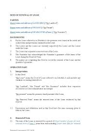 business u2013 leasing new zealand legal documents agreements