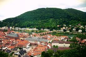 Stadt Baden Baden Kostenlose Foto Landschaft Berg Die Architektur Hügel Blume