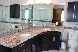 wonderful corner bathroom vanity set regarding elegant home bath