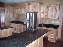 hickory cabinets kitchen best wood specis types for custom cabinets ds woods custom