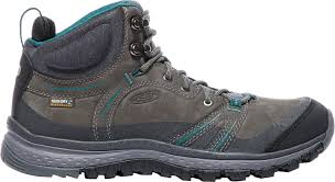 womens boots keen keen s terradora leather mid waterproof hiking boots