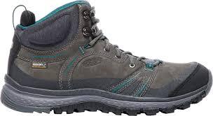 womens boots keen keen s terradora leather mid waterproof hiking boots
