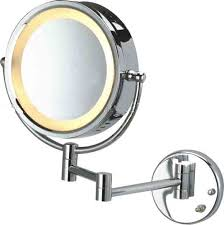 unique magnified bathroom mirrors also home design ideas with