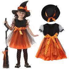 Kids Girls Halloween Costumes Aliexpress Buy Children Kid Halloween Festival Costume