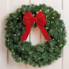 awesome battery operated wreath photos ideas