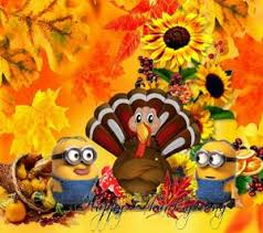 free thanksgiving minion wallpapers for your mobile phone