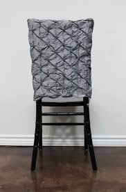 chair back cover platinum pinched chair cap house of houghhouse of hough