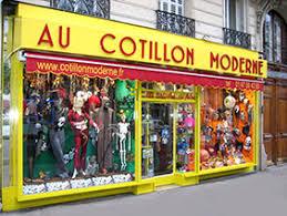 magasin mariage barbes cotillon moderne boutique déguisements et accessoires de fête