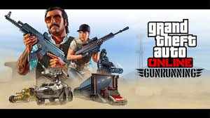 gunrunning gta wiki fandom powered by wikia