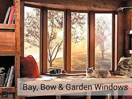 replace old windows with a bay bow or garden window add a little space replace old windows with a bay bow or garden window