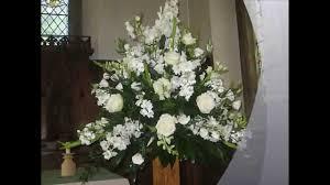 wedding flowers church church wedding flowers from carole smith florist