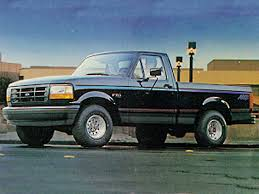 1996 ford f150 specs 1992 ford f 150 overview cars com