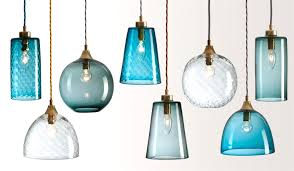 blue mini pendant light with attractive lights cool and 5 lighting