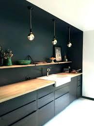 meuble de cuisine noir meuble cuisine noir mat cuisine mat pour cuisine e moda cuisine