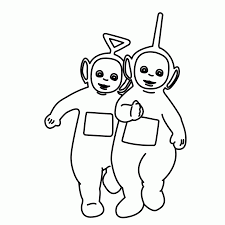 free teletubbies coloring pages for kids movies and tv show
