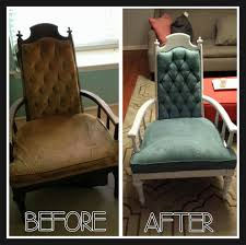 Leather Queen Anne Chair Tonisha Ramona Before U0026 After Queen Anne Chair