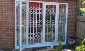 home window security bars patio french doors safeguard security