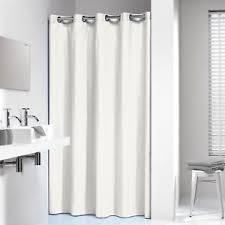 Hookless Shower Curtains Hookless Shower Curtain 72 X 78 Inch Sealskin Coloris