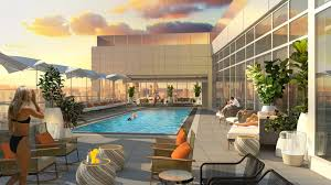 Molson Amphitheatre Floor Plan by Hotel X Toronto Downtown U0027s New Luxury Lakefront Hotel