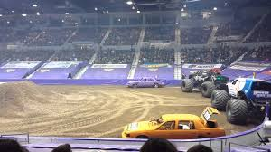 monster truck show nyc iron outlaw monster jam 2016 rochester ny youtube