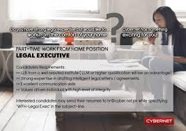 Work From Home Design Engineer by Cybernet Linkedin
