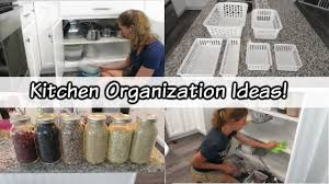 how to organize ikea kitchen clean with me 2019 kitchen organization hacks from ikea and dollar tree organize with me