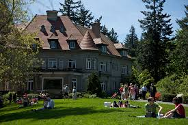 Pittock Mansion Floor Plan Best Things To Do In Portland Including Forest Park And Omsi