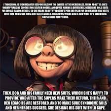 Incredible Meme - incredible theory full explanation in source the incredibles