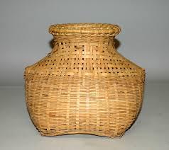 creel basket 1963 visayan tss s w cebu bought philippines