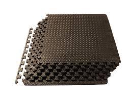 interlocking floor tiles rubber rubber tiles the tile home guide